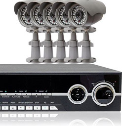 HD-SDI Security Camera Systems