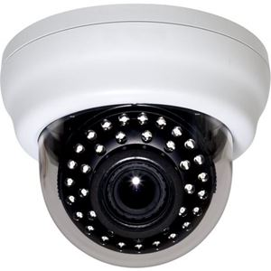 HD-SDI 1080p Indoor IR SUPERDOME® Camera w/ ICR (XDR-242FV)