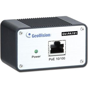 POE Adaptor (PoE Injector/Single IP camera only) (V-GVPA191)