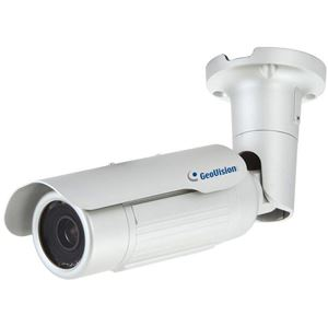 GeoVision GV-BL1210 1.3 Megapixel IR WDR Optical Zoom IP Security Camera