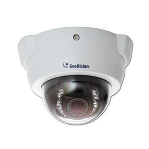 Geovision GV-FD1210 1.3MP Indoor IR Dome Camera - Motorized Lens