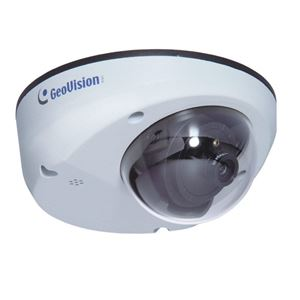 GeoVision GV-MDR520 Rugged 5 Megapixel Low Lux mini IP Security Camera