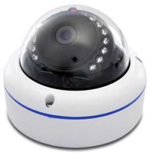 VeoTek 2MP Vandalproof IR Dome IP Camera 2.8mm Super wide (VT-IPH3502)