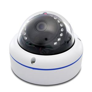 VeoTek 1MP 720p Vandalproof IR HD-CVI Dome Camera 2.8-12mm (VT-CVI350)