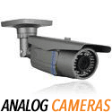 Analog Security Cameras