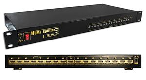 1 in 16 out HDMI Splitter (OP-HKSP0116BH)