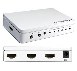 3 in 1 out (3 x 1) HDMI Switcher (OP-HKSW0301PH)