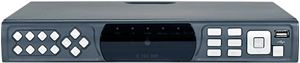 4 Ch Standalone Real-Time 120fps DVR (DVST-SD-04)
