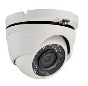 HD-TVI 1080p IR Dome Camera 2.8mm Super-Wide lens (CMHT1422W-28)