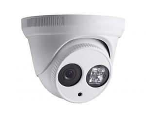 Weatherproof HD-TVI IR Dome Camera 1080p 2.8mm Lens (CMHT2722W-28)
