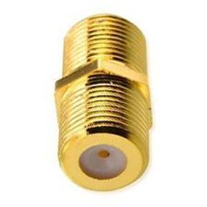F Connector Female Coupler (CN-CT-F-COUPLER)
