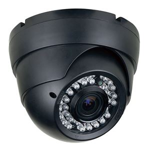700 TVL Outdoor IR Dome Security Camera 2.8-12mm Varifocal Lens (CMT2073PB)