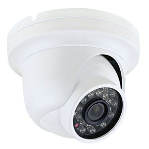 700 TVL Outdoor IR Dome Security Camera 3.6mm Fixed Lens (CMT2172)