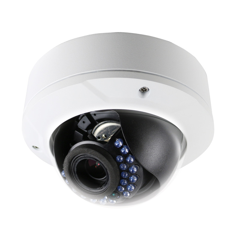 cmip7223 s 2mp dome ip camera outdoor 2 8 12mm lens. Black Bedroom Furniture Sets. Home Design Ideas