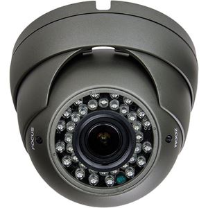 HD-TVI 1080p HD Eyeball Camera w/ 36 IR LED (TIB-1032V)