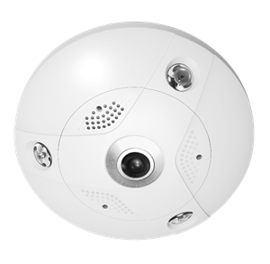 6MP 360 IR Fisheye IP Camera (CMIP7562F)