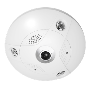 3MP 360 IR Fisheye IP Camera (CMIP7532FW)