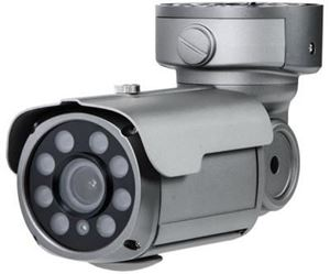 HD-SDI 2MP 1080p Bullet Camera COB IR (XIR-2342FV)