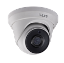 2.8mm HD-TVI 3MP 131ft IR Dome Camera  (CMHT17T2W-28)