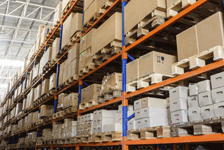Houston commercial warehouses security cameras installation