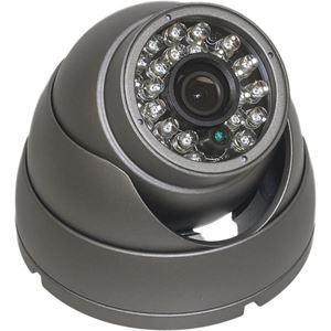 HD-SDI 1080p EYEBALL Infrared Dome Camera w/ ICR (XIB-2022)