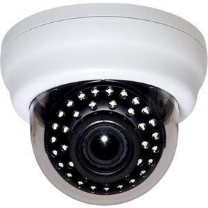 HD-SDI 1080p Indoor IR SUPERDOME® Camera w/ ICR (XDR-242FV)