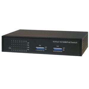 POE-SW1600E 16P POE Switch 120W (POE-SW1600E)