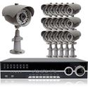 16 Camera HD-SDI Security System (HD-SDI-CAM-DVR-016-PACK)