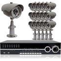 16 Camera HD-SDI Security System (HD-SDI-CAM-DVR-016-PACK)