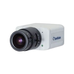 GeoVision GV-BX3400 3 Megapixel WDR Day/Night IP Security Camera (4mm fixed lens)