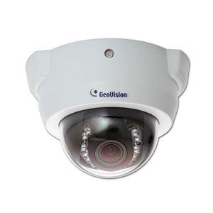 Geovision GV-FD2400 1080P HD Indoor Dome IP Camera - WDR Pro