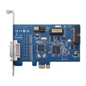 Geovision GV-800-4 4ch DVR Capture Card, 120fps