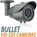 HD-SDI Bullet Cameras