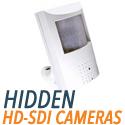HD-SDI Hidden Cameras