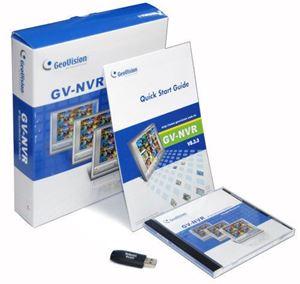 Geovision 1Ch GV-NVR IP Surveillance Software GV-NVR-1 3rd Party