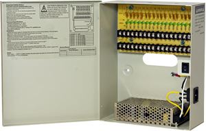 DC 12V 18CH 10A Non-Fused Breaker Power box (TR-C12VDC18P10A)