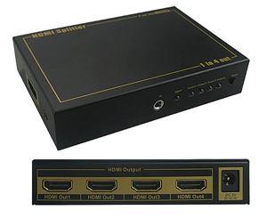 1 in 4 out HDMI Splitter (OP-HKSP0104SH)