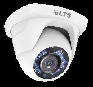 720p HD-TVI IR Dome Camera 2.8mm Lens Weatherproof (CMHT1532-28)