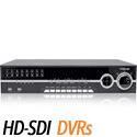HD-SDI DVRs