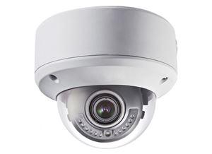700 TVL Outdoor IR Dome Security Camera 2.8-12mm Varifocal Lens WDR 24 (CMD3470DW)