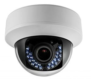 700 TVL Indoor IR Dome Security Camera Aptina 2.8-12mm Varifocal Lens Dome Security Camera (CMD3773)