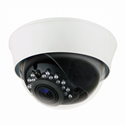 700 TVL Indoor IR Dome Security Camera 2.8-12mm Varifocal Lens Dome Security Camera Plastic housing (CMD4373)