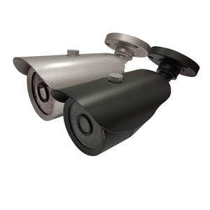 600 TVL Security Bullet Camera PixelPlus 4.6mm fixed lens (CMR5662B)