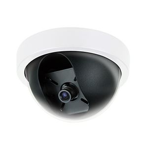 700 TVL Indoor IR Dome Security Camera Aptina 960H 3.6mm Fixed Lens Plastic housing Indoor Dome Camera (CMD8072)
