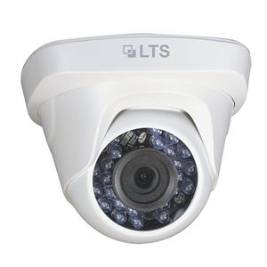 1000 TVL Outdoor IR Dome Security Camera 3.6mm Fixed Lens (CMT1512H)