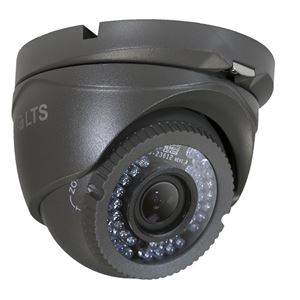 1000 TVL Outdoor IR Dome Security Camera 2.8-12mm Varifocal Lens (CMT1813B)