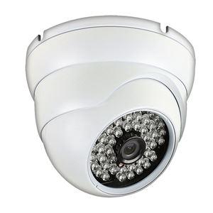 700 TVL Outdoor IR Dome Security Camera 3.6mm Fixed Lens 48 (CMT2072)
