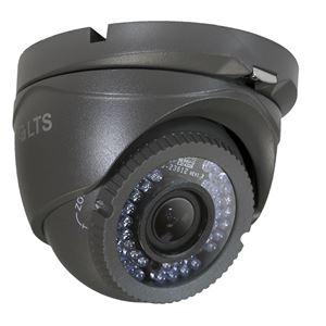 700 TVL Outdoor IR Dome Security Camera 2.8-12mm Varifocal Lens (CMT2873B)