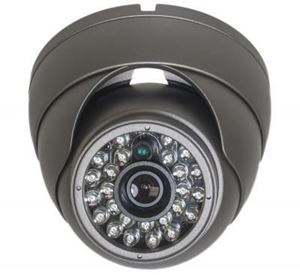 HD-TVI 1080p HD Eyeball Camera w/ 25 IR LED (TIB-2022)