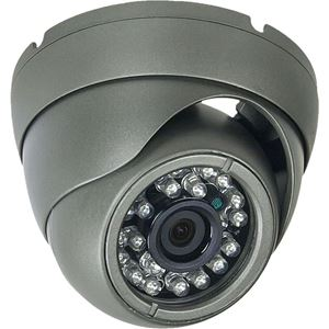 HD-TVI 1080p HD Eyeball Camera w/ 25 IR LED (TIB-1022)